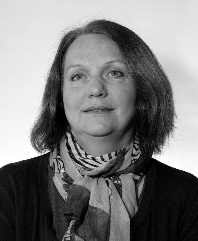 Foto av Anne Liv Rudjord, seksjonssjef miljøovervåking og radon DSA