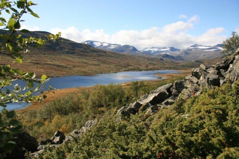 Øvre Heimdalsvatn